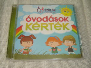 Óvodások Kérték / Hungarian Children's Music Album [Audio CD] Szülők Lapja TOP 25 Songs reqested by Hungarian Kindergarteners / Most Popular Children's Songs in Hungary
