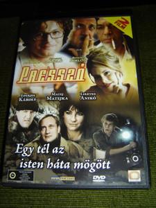 Presszo – Espresso / Egy Tel Az Isten Hata Mogott – One Winter Behind God's Back (Double Feature) [DVD Region 2 PAL]