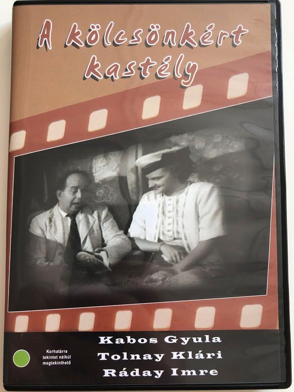 A Kőlcsőnkért Kastély – Regi Magyar Filmek / Black & White [DVD Region 2 PAL] (5996051280353)