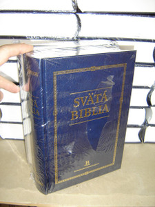 Large Slovak Language Holy Bible: From Original Language Translated By Prof. Jozef Rohacek