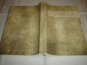Slovak Langauge Bible, Brown – Old and New Testaments / Biblia, Hnedy – Pismo Svate Starej a Novej zmluvy