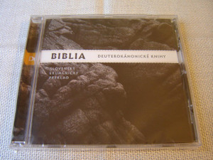 Slovak Audio Bible, Vol. Dt: Deuterocanonical Books / Biblia Deuterokanonicke Knihy – Slovensky Ekumenicky Preklad