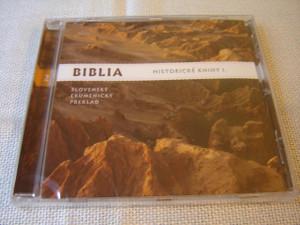 Slovak Audio Bible, Vol. 2: Historical Books I / Biblia Historicke Knihy I – Slovensky Ekumenicky Preklad