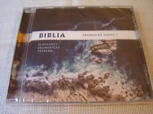 Slovak Audio Bible, Vol. 5: Prophetic Books I / Biblia Prorocke Knihy I. Slovensky Ekumenicky Preklad