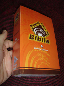 Hiligaynon Language Catholic Bible – Maayong Balita nga Biblia (MBB) Catholic Edition