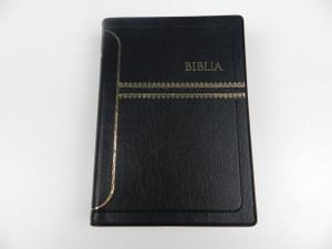 Swahili (a.k.a. Kiswahili) Holy Bible, Union Version – Black Leather Red Edges / Biblia Maandiko Matakatifu