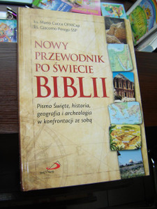 Nowy Przewodnik Po Świecie Biblii / New Guide to the World of the Bible, Polish Edition