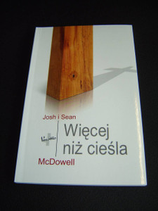 More than a Carpenter, Polish Edition / Więcej niż cieśla