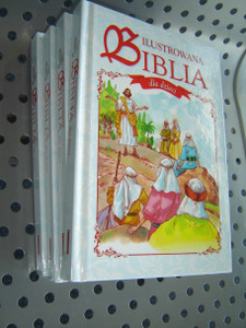 Polish Language Illustrated Bible for Children / Biblia Ilustrowana dla dzieci