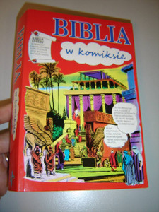 Polish Edition of The Picture Bible / Biblia w Komiksie / Bible Comic for Children