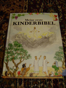 German Children's Bible: My First Bible / Meine erste Kinderbibel