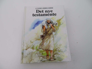 Det nye testamente / Children's New Testament / Norwegian Edition of The Lion Story Bible Part 2 / Lundes bibelserie