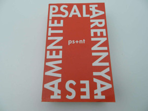 Swedish Language Book of Psalms and New Testament / Psaltaren + Nya Testamentet