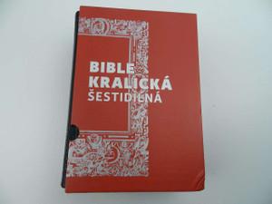 Czech Language Kralice Bible / Bible kralická šestidílná, kompletni vydani s puvodnimi poznamkami