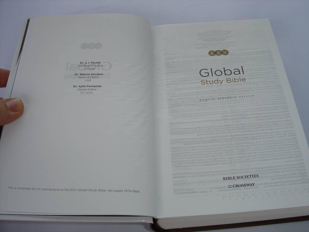 Free Esv Study Bible