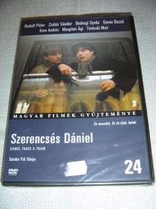 Daniel Takes A Train / Szerencses Daniel (1983) / Sandor Pal Film / ONLY Hungarian Sound and Subtitles [European DVD Region 2 PAL]