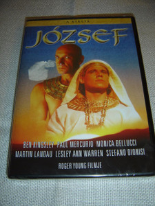 Joseph – The Bible (1995) / Jozsef – A Biblia / ENGLISH and Hungarian Sound Options / Hungarian Subtitles [European DVD Region 2 PAL]