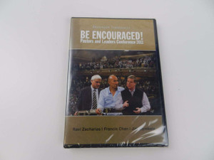 Be Encouraged! Pastors and Leaders Conference 2011 / Ravi Zacharias, Francis Chan, Jim Cymbala / Brooklyn Tabernacle [DVD Region 1 NTSC]