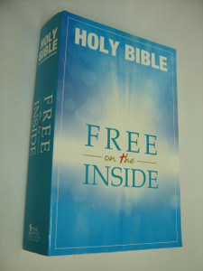 New International Version (NIV) Prison Ministry Bible: Free on the Inside