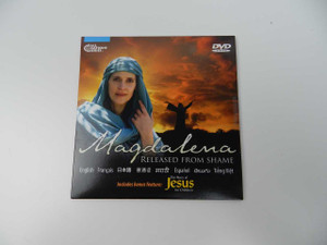 Magdalena: Released from Shame / Bonus: The Story of Jesus for Children / ENGLISH, FRENCH, JAPANESE, MANDARIN, MARATHI, SPANISH (SPANISH AMERICAN), TELUGU and VIETNAMESE Audio [DVD Region 0 NTSC]