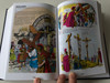Komiksová Bible / Czech Edition of The Picture Bible from David C. Cook Publishing / Czech Language Bible Comic for Children and Teenagers / Hardcover 2014 (9788071958222)
