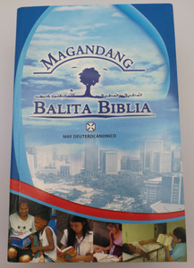 MAGANDANG BALITA BIBLIA with Deuterocanoinco / Revised TAGALOG POPULAR VERSIO...