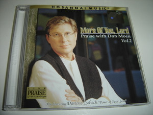 More Of You, Lord   Praise with Don Moen Vol.2