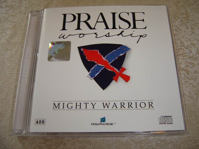 MIGHTY WARRIOR Praise & Worship Integrity Music 1987 / Anointed and Powerful Worship Experience With Worship Leader Randy Rothwell