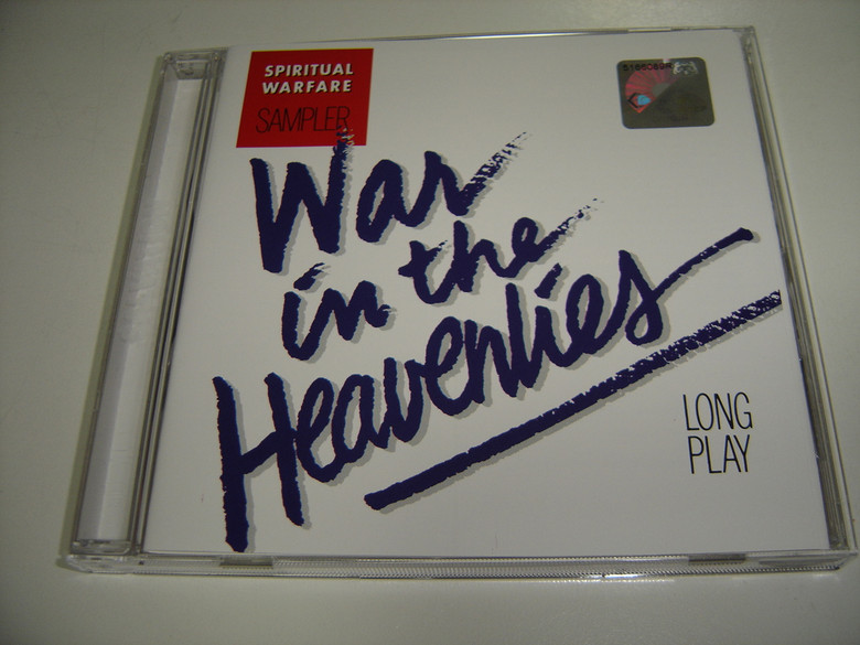 WAR IN THE HEAVENLIES   Spiritual Warfare Sampler Long Play