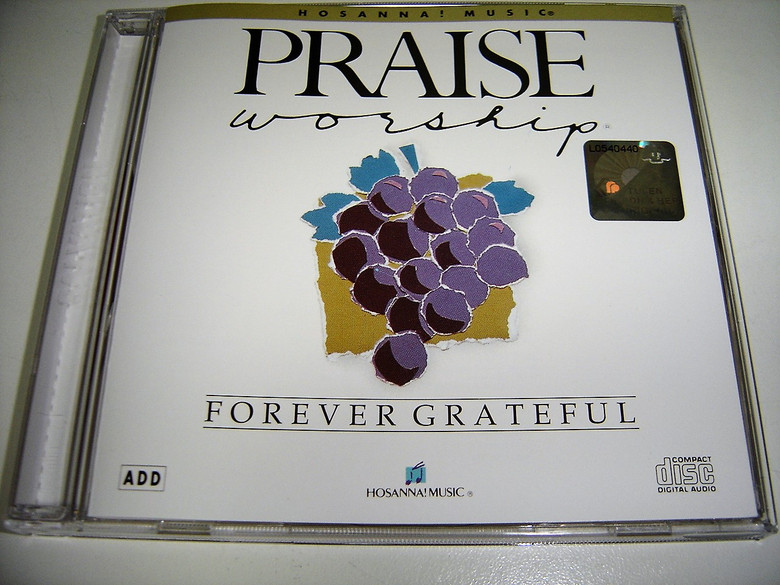 FOREVER GRATEFUL / Praise & Worship Integrity Music 1988 / Anointed and Powerful Worship Experience With Worship Leader Martin Nystrom