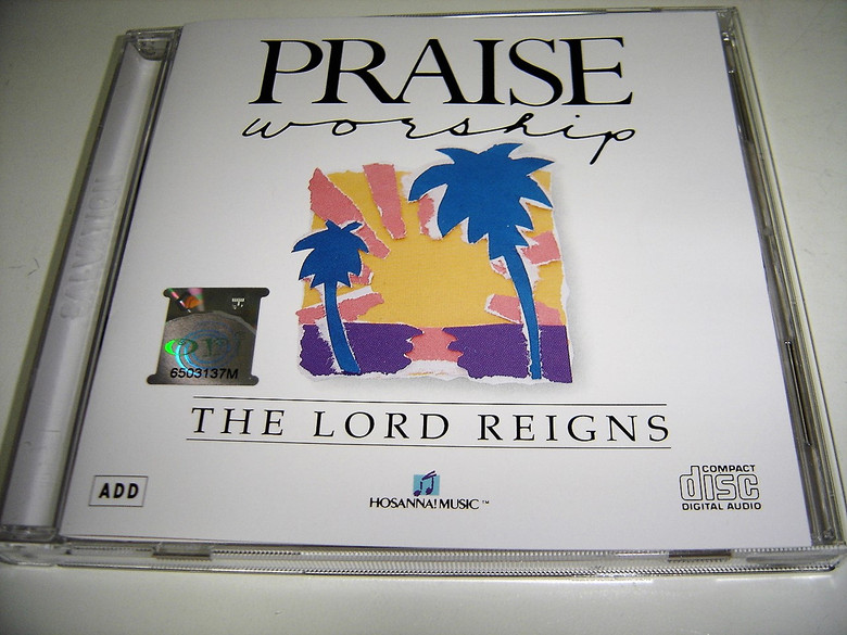THE LORD REIGNS / Praise & Worship Integrity Music 1989 / Anointed and Powerful Worship Experience With Worship Leader Bob Fitts