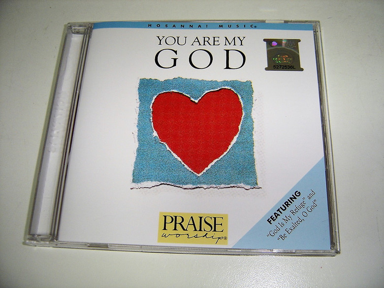 YOU ARE MY GOD / Praise & Worship Integrity Music 1986 / Anointed and Powerful Worship Experience With Worship Leader Jeff Hamlin