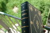Large Russian Orthodox Bible / Green Hardcover with Beautiful Orthodox Cross / Библия
