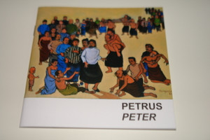 Indonesian – English Bilingual Children's Bible Story Booklet / Petrus – Peter