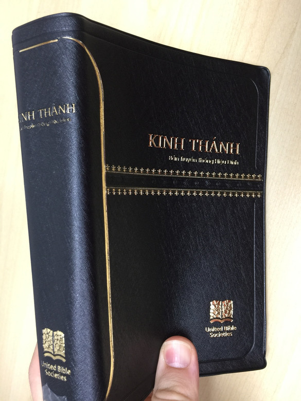 The Holy Bible Revised Vietnamese Version / Kinh Thanh Ban Truyen thong Hieu dinh