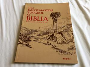 Background Information about the Bible in Filipino Language / Mga Impormasyon Tungkol Sa Biblia / Great for Outreach