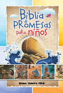 Biblia de promesas para niños Childrens Promise Bible (Spanish Edition) Hard Cover Reina Valera (Author)