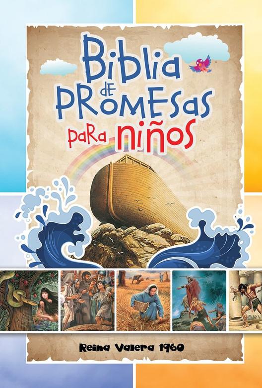 Biblia de promesas para niños Childrens Promise Bible (Spanish Edition) Hard Cover Reina Valera (Author)