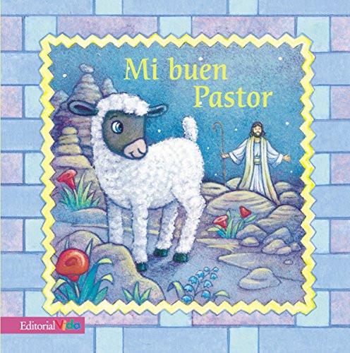 Mi buen pastor (Spanish Edition) Board Book Cindy Kenney