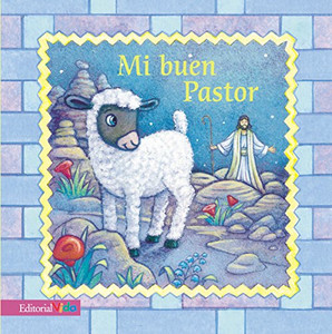 Mi buen pastor (Spanish Edition) Board Book Cindy Kenney
