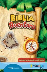 Biblia Aventura NVI (Spanish Edition) Hardcover Zondervan