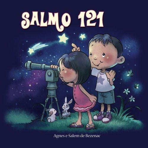 Salmo 121: O meu socorro vem do Senhor (A Bíblia para Crianças) (Volume 4) (Portuguese Edition) Paperback Large Print Agnes de Bezenac