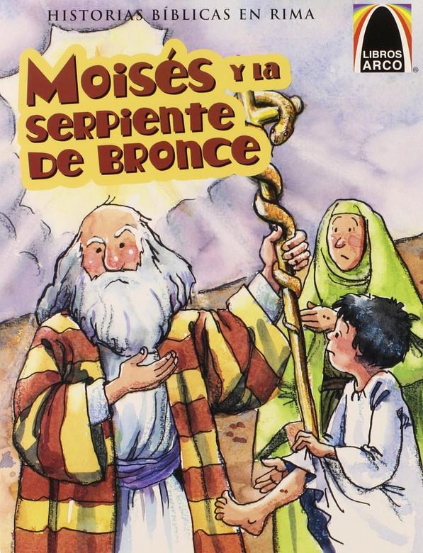 Moises y la Serpiente de Bronce (Moses and the Bronze Snake) (Arch Books) (Spanish Edition) Paperback Cecilia Fau Fernandez