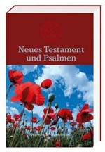 Neues Testament und Psalmen [Perfect Paperback] by Unknown.