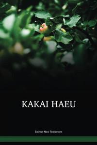 Seimat Language New Testament / Kakai Haeu (SSGNT) / Papua New Guinea / PNG