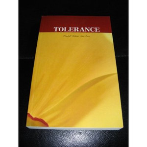 Tolerance / Hendrik Willem Van Loon / English Language Edition [Paperback]
