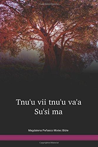 Magdalena Peñasco Mixtec Language Bible / Tnu'u vii tnu'u va'a Su'si ma (XTMNTPP) / Mexico