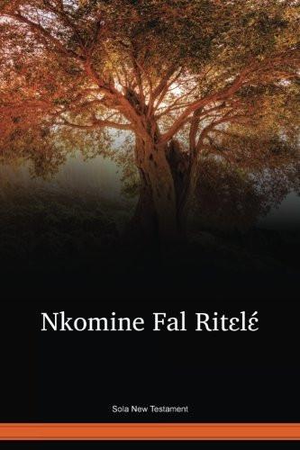 Sola Miyobe Language New Testament / Nkomine Fal Ritɛlɛ́ (SNT) / Benin, Togo