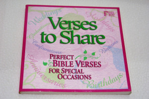 Verses to Share from God's Word Bible (God's Word Series) Paperback – September, 1996 by World Publications GW Bible