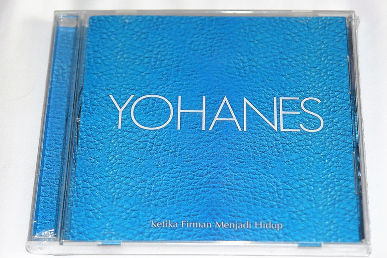 Yohanes / The Gospel of John in Indonesian Language MP3 CD Recording  Dramatized with Sound Effects, Music, and Orchestra / Ketika Firman Menjadi  Hidup